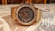 Hublot Chronograph Open Worked | Watches for sale in Central Region, Kampala