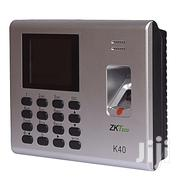 Zkteco K40 - Time Attendance And Access Control   Safety Equipment for sale in Central Region, Kampala