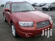 Subaru Forester 2005 2.0 X Comfort Red | Cars for sale in Central Region, Kampala