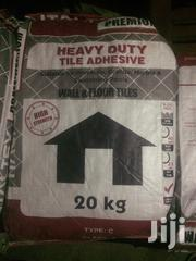 Adhesive For Both Floors And Wall Tiles At A Discounted Price | Building Materials for sale in Central Region, Kampala