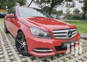 Mercedes-Benz C180 2012 Red | Cars for sale in Central Region, Kampala