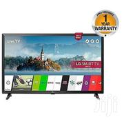 """LG 32"""" Smart HD TV With Free To Air & Free View Play - Black   TV & DVD Equipment for sale in Central Region, Kampala"""