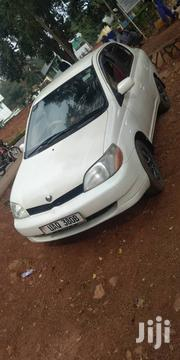 Toyota Platz 2000 White | Cars for sale in Central Region, Kampala