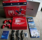 Limited Edition 1TB Spiderman Playstation 4 Pro + Extra Controller | Video Game Consoles for sale in Central Region, Kampala