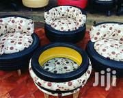 Car Tyre Indoor And Outdoor Furniture | Furniture for sale in Central Region, Kampala