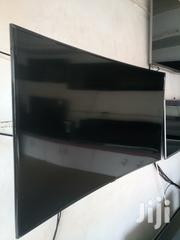 "Samsung 55"" Curved Smart UHD 4k TV 