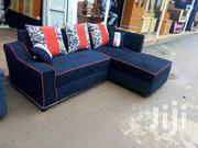 Simple & Nice L- Shaped Sofa For Sell | Furniture for sale in Central Region, Kampala