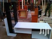 Unique Black And White TV Stand Available Now Few Pieces Left | Furniture for sale in Central Region, Kampala