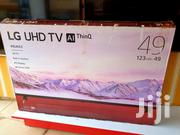 Brand New Lg 49inch Smart Ultra Hd 4k Tvs | TV & DVD Equipment for sale in Central Region, Kampala