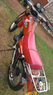 Honda 1998 Red | Motorcycles & Scooters for sale in Central Region, Masaka