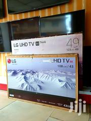 New Stock Lg 43inch Smart Uhd 4k Tvs | TV & DVD Equipment for sale in Central Region, Kampala