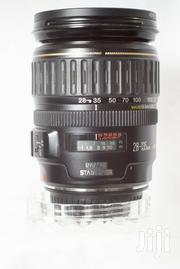 Canon EF 28 Mm -135 Mm F/3.5-5.6 IS USM - Black | Cameras, Video Cameras & Accessories for sale in Central Region, Kampala