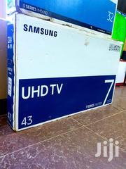 Brand New Samsung Smart Ultra Hd 4k Tv 43 Inches | TV & DVD Equipment for sale in Central Region, Kampala