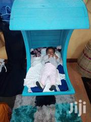 Baby Cot (Blue In Colour) | Children's Furniture for sale in Central Region, Mukono
