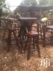 Bar Stools And Tall Table | Furniture for sale in Central Region, Kampala