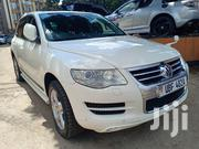 New Volkswagen Touareg 2009 White | Cars for sale in Central Region, Kampala