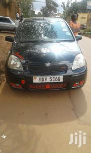 Toyota Vitz 2000 Black | Cars for sale in Central Region, Kampala
