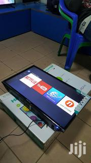 Hisense Digital And Satellite Smart Flat Screen TV 32 Inches | TV & DVD Equipment for sale in Central Region, Kampala