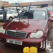 Mercedes-Benz C180 2002 Red | Cars for sale in Central Region, Kampala