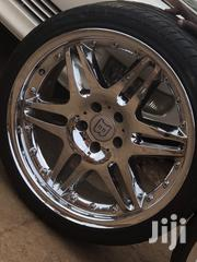 Japan Used Rims And Tyres 18inch | Vehicle Parts & Accessories for sale in Central Region, Kampala