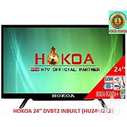 Hokoa 24 Inch Free Channels New | TV & DVD Equipment for sale in Central Region, Kampala