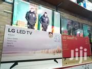 NEW LG 43 INCHES LED ORIGINAL DIGITAL/SATELLITE FLAT SCREEN TV, WEB OS | TV & DVD Equipment for sale in Central Region, Kampala
