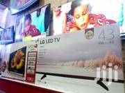 NEW LG 43 INCHES LED DIGITAL/SATELLITE WEB OS FLAT SCREEN TV | TV & DVD Equipment for sale in Central Region, Kampala