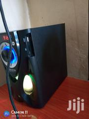 Globalstar BLUETOOTH FM RADIO WOOFER Home Speaker System - Black | Audio & Music Equipment for sale in Central Region, Kampala
