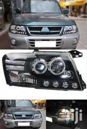 PAJERO GDI HEADLAMP BLACK   Vehicle Parts & Accessories for sale in Central Region, Kampala