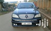 Mercedes-Benz M Class 2001 Black   Cars for sale in Central Region, Kampala