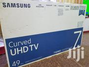 Samsung Curved TV 49 Inch   TV & DVD Equipment for sale in Central Region, Kampala