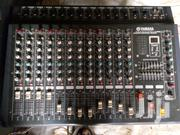 Uk Used Yamaha Amp Mixer 1200wats 12 Channels | Audio & Music Equipment for sale in Central Region, Kampala