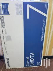 Samsung Curved Uhd TV 49 Inch   TV & DVD Equipment for sale in Central Region, Kampala