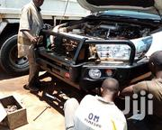 Bull Bar Fitted On Hilux | Vehicle Parts & Accessories for sale in Central Region, Kampala
