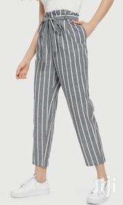 Stripped Peg Pants | Clothing for sale in Central Region, Kampala