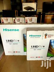 Brand New Hisense Smart Ultra Hd 4k Tv 50 Inches | TV & DVD Equipment for sale in Central Region, Kampala