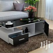 Black And White Centre Table That Can As Well Be A Tv Stand | Furniture for sale in Central Region, Kampala