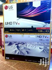 Brand New Lg Smart Ultra Hd 4k Webos Tv 43 Inches | TV & DVD Equipment for sale in Central Region, Kampala