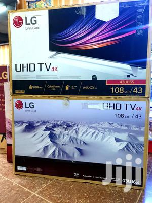 Brand New Lg Smart Ultra Hd 4k Webos Tv 43 Inches