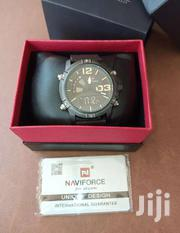 Original Naviforce Leather Watch | Watches for sale in Central Region, Kampala