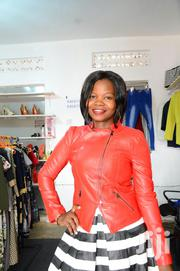 Trendy Leather Jacket | Clothing for sale in Central Region, Kampala