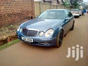 Mercedes-Benz E240 2005 Blue | Cars for sale in Central Region, Kampala