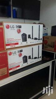 1000 Watts LG DVD  Bluetooth Home Theatre System | TV & DVD Equipment for sale in Central Region, Kampala