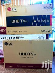 New Stock Lg 43inch Smart Ultra Hd 4k Tvs | TV & DVD Equipment for sale in Central Region, Kampala