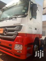 Mercedes Benz ACTROS Model 2010 Red Color In Excellent Condition | Heavy Equipments for sale in Central Region, Kampala