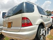 Mercedes-Benz M Class 2003 White | Cars for sale in Central Region, Kampala