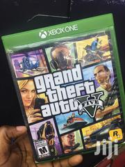 GTA V Xbox One Game   Video Games for sale in Central Region, Kampala