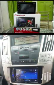 Original Pioner Radio In Harrier New Modle   Vehicle Parts & Accessories for sale in Central Region, Kampala