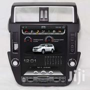 Toyota PRADO 2010 Tesla Style Car Radio System | Vehicle Parts & Accessories for sale in Central Region, Kampala