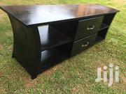 2/Curved Sides Black Tv Stand | Furniture for sale in Central Region, Kampala